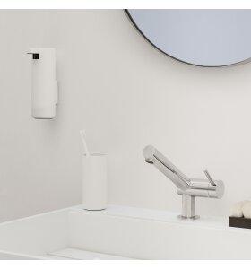 Blomus - Væghængt sæbedispenser Modo, Hvid