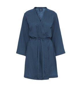 Care By Me - Vivienne Kimono, Midnight Blue