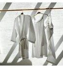 Care By Me - Vivienne Kimono, Hvid