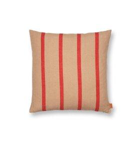ferm LIVING - Pude Grand fl. farver str. 50x50 cm.