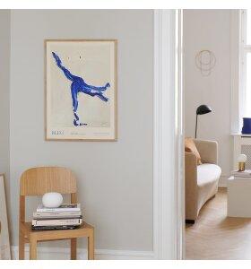 The Poster Club - Lucrecia Rey Caro, Bleu 50*70