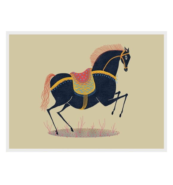 Aparte - Llew Mejla, Year of the Horse 50*70
