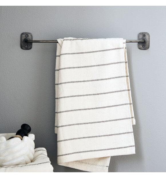 House Doctor - Håndklædestang Pati, Black antique - 40*6