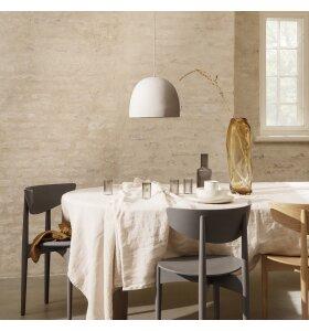 ferm LIVING - Speckle Pendel Off-white, Large