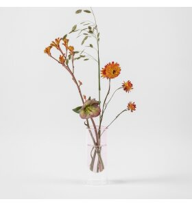Studio About - Flower Tube Low, Rosa