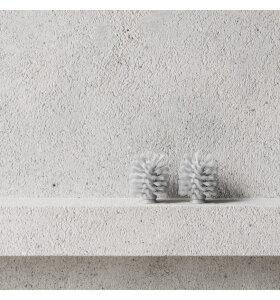 NICHBA DESIGN - Ekstra toiletbørstehoveder 2 stk.