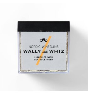 Wally and Whiz - Lakrids med Havtorn