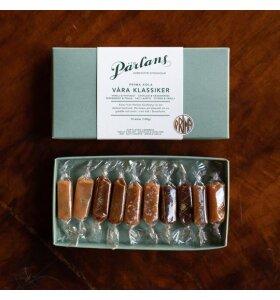 Pärlans - Håndlavede karameller 10stk.