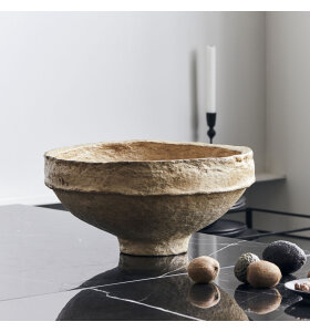 House Doctor - Bowl, Mach, Nature