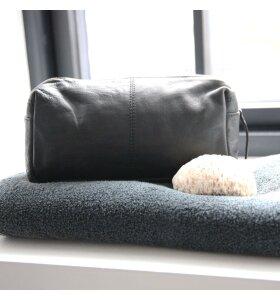 Ørskov - Toilettaske i læder, Large