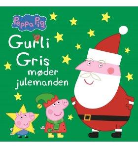Alvilda Forlag - Gurli Gris møder julemanden