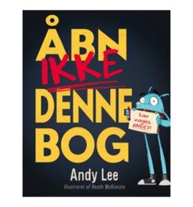 Alvilda Forlag - Åbn IKKE denne bog