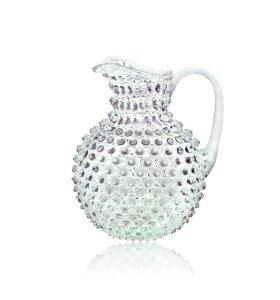 Anna von Lipa - Kande Paris Hobnail, Klar krystal