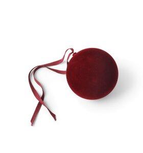 Nordstjerne - Julekugle Velvety tone Large, Ø:12