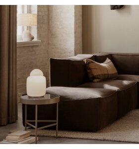ferm LIVING - Bordlampe Bell, Hvid