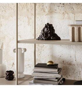 ferm LIVING - Sculptural Object, Messing
