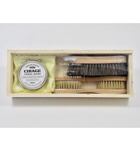 SAVON de Marseille - Shoe Care Kit, Læder